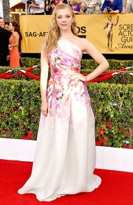 Natalie Dormer at the 21st Annual Screen Actors Guild Awards