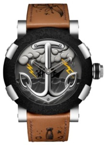TATTOO DNA – ROMAIN JEROME