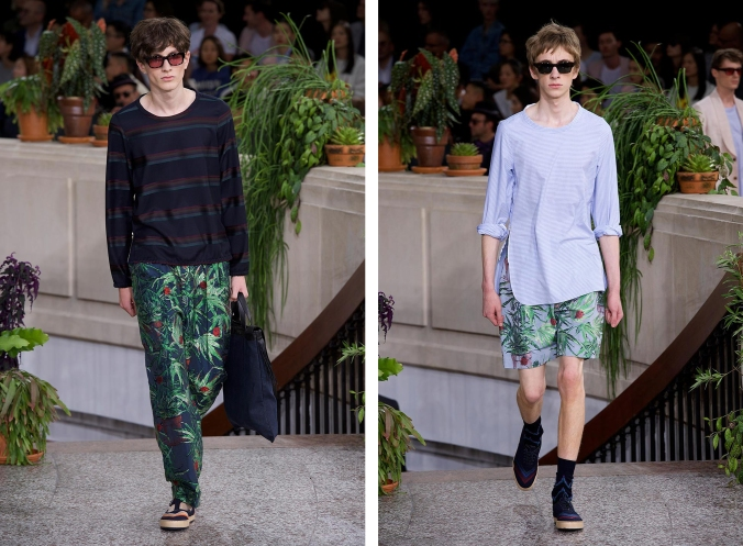Paul Smith Menswear S/S 15 (Photo: paulsmith.co.uk)
