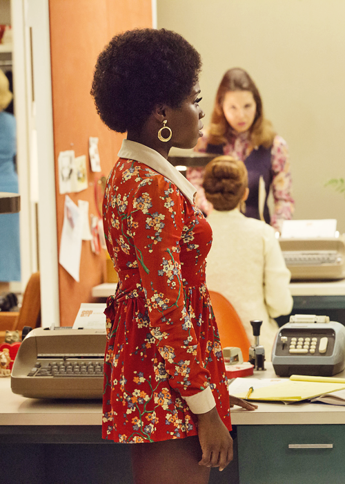 Dawn Chambers - Mad Men, Season 7, Episode 2 - Photo Credit: Courtesy of AMC