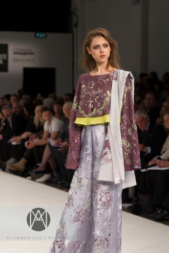 The University of Northampton Catwalk - Graduate Fashion Week 2015 - Rebekka Johnson