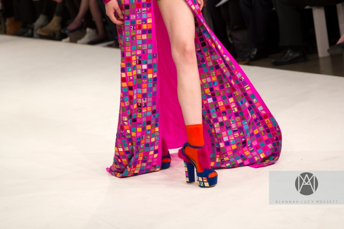 The University of Northampton Catwalk - Graduate Fashion Week 2015 - Ashleigh Wise