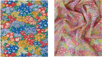 GARDEN WONDERLAND C TANA LAWN COTTON & GARDEN WONDERLAND B TANA LAWN COTTON