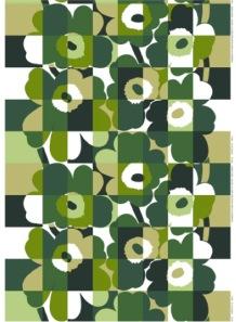 Ruutu – Unikko Print, Image from Marrimekko.com