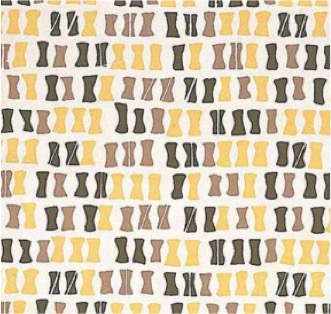 Diabolo wallpaper, 1951