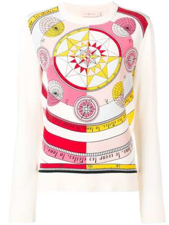 constellation jumper Tory Burch