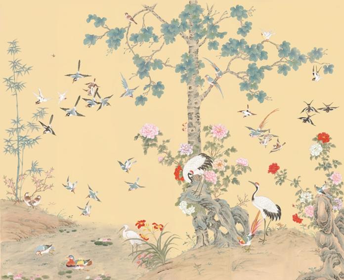 Gingko Garden