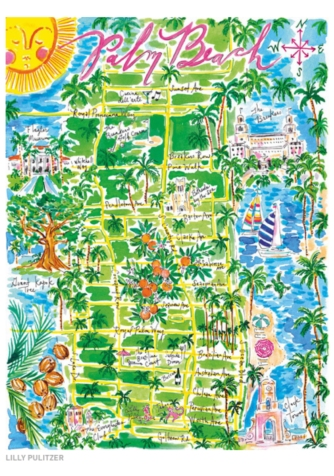 lily pulitzer Palm Beach