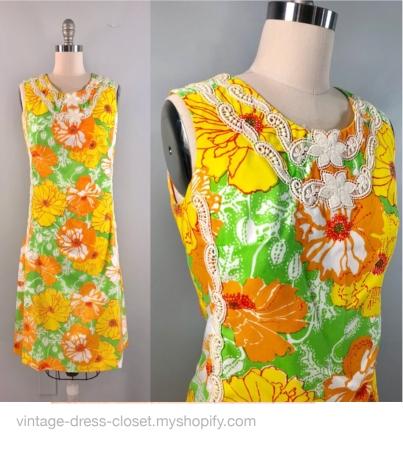 vintage dress myspotify