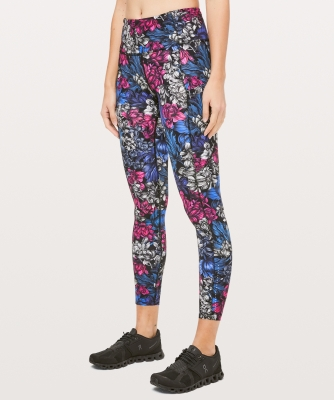 nocturnal floral lulu lemon